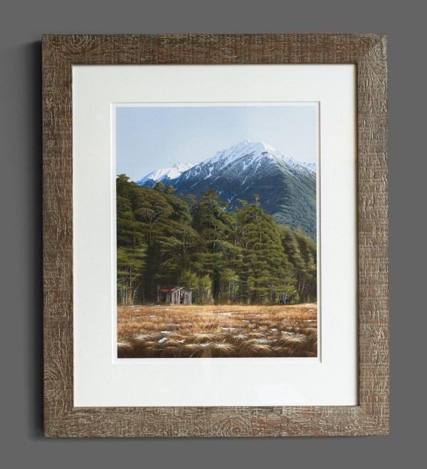 Collection Of Framed Fine Art Prints