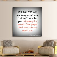 Best 15+ of Canvas Wall Art Funny Quotes