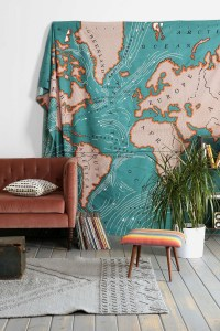 2018 Best of Fabric Wall Art Urban Outfitters