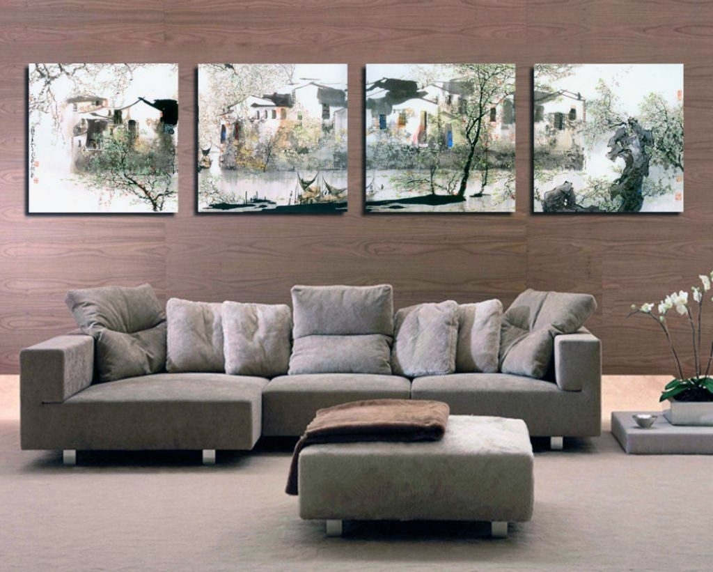 2019 Popular Framed Art Prints For Living Room