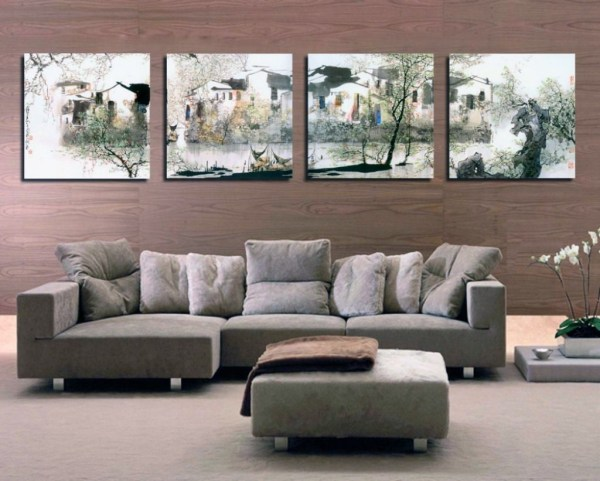 2019 Popular Framed Art Prints Living Room
