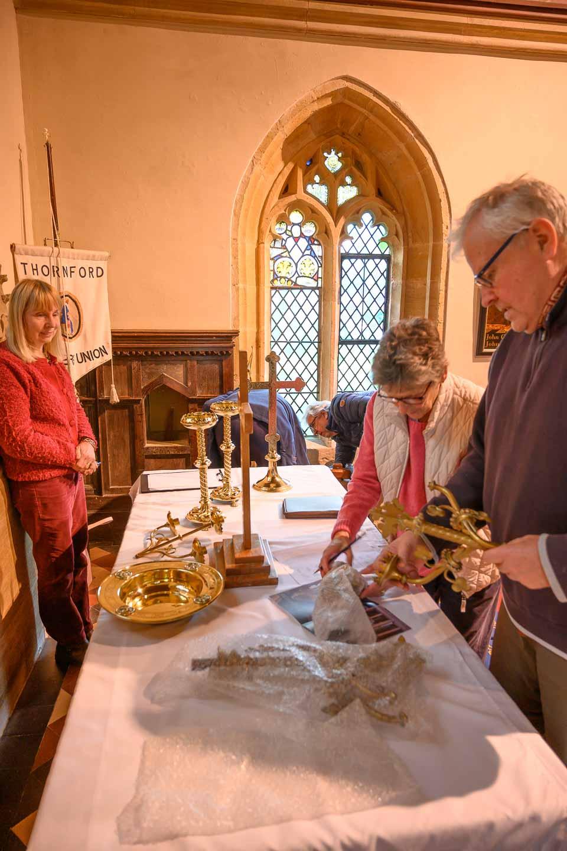 Church Recorders