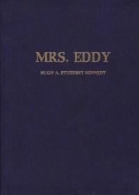 Mrs. Eddy