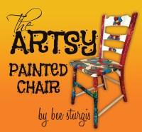 theartsypaintedchair  creating hand painted up cycled ...