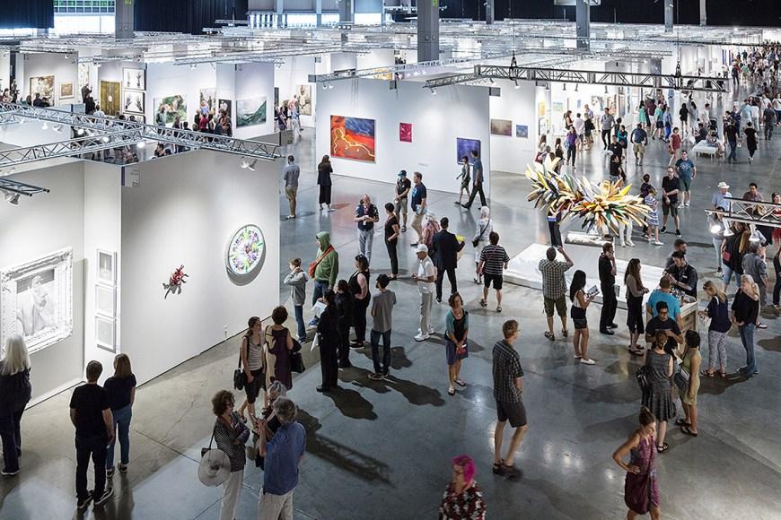 Арт-рынок и Covid-19: крупнейшие ярмарки искусства перенесут ещё на год