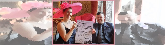 Caricature Wedding Entertainment in Preston, Lancashire