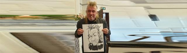 Caricatures Wedding Entertainment in Wolverhampton