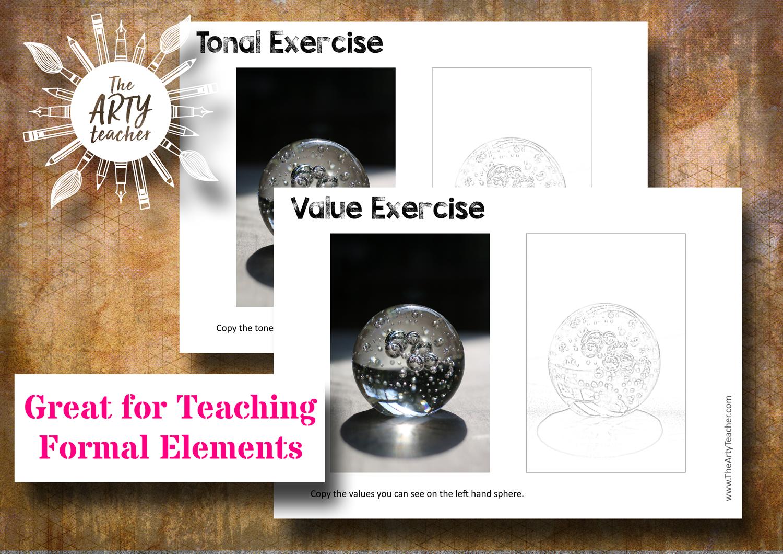 Sphere Tone Value Worksheet
