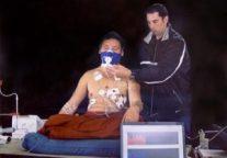 Wim Hof Method - tibetský mních robí tummo