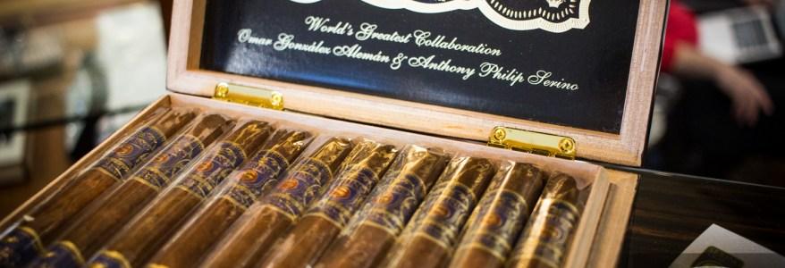 2016 Cigar of the Year – Serino Royale 20th Anniversary Maduro XX