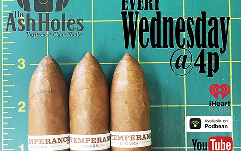 Episode #41 – Intemperance by RoMaCraft Tobac