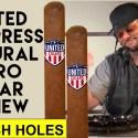 United Cigar Box Press Natural Toro Review