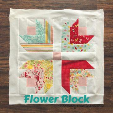 Flower Block