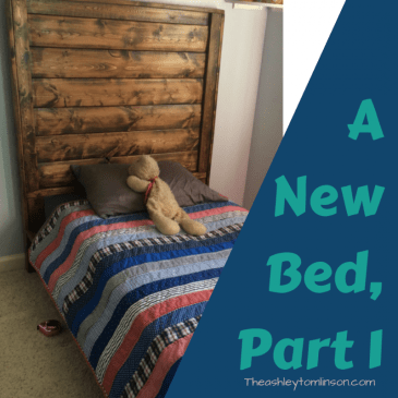 A New Bed, Part 1