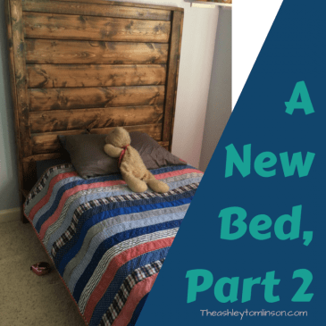 A New Bed, Part 2