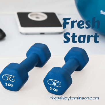 Weigh In Wednesday – Fresh Start