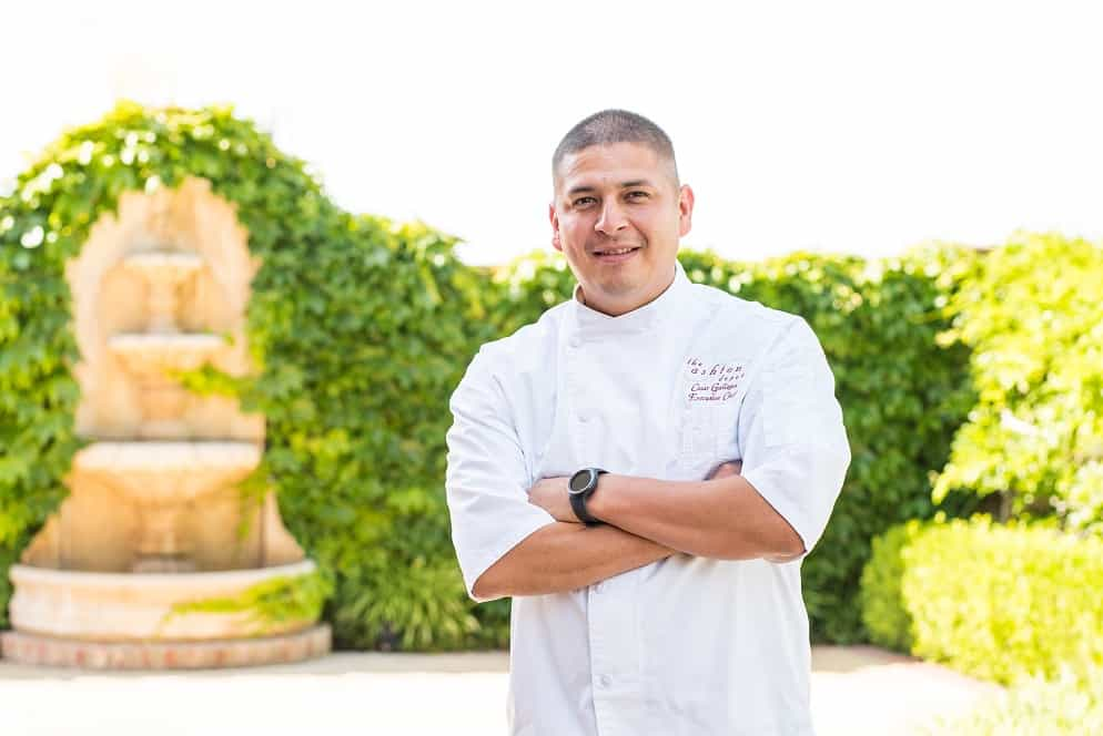 Cesar Gallegos - Executive Chef
