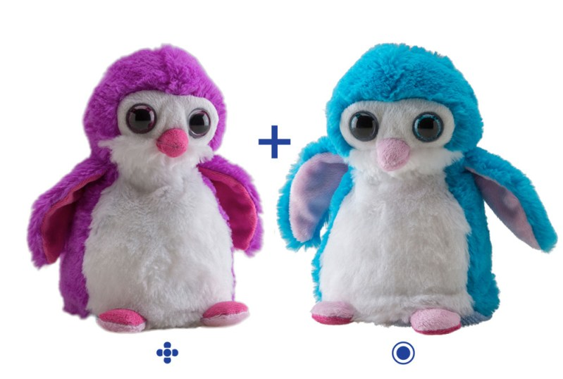 switch-a-rooz-penguin-blue-purple-stuffed-animals
