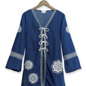 mud-pie-navy-embroidered-tie-front-coverup