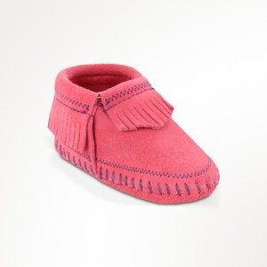 minnetonka-riley-hot-pink-suede-bootie