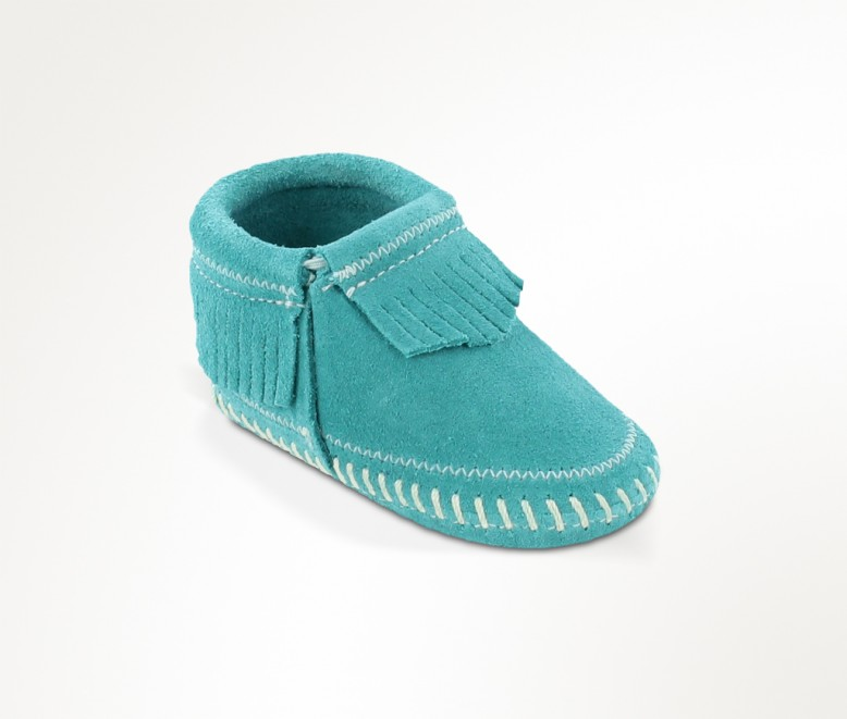 minnetonka-riley-turquoise-suede-bootie