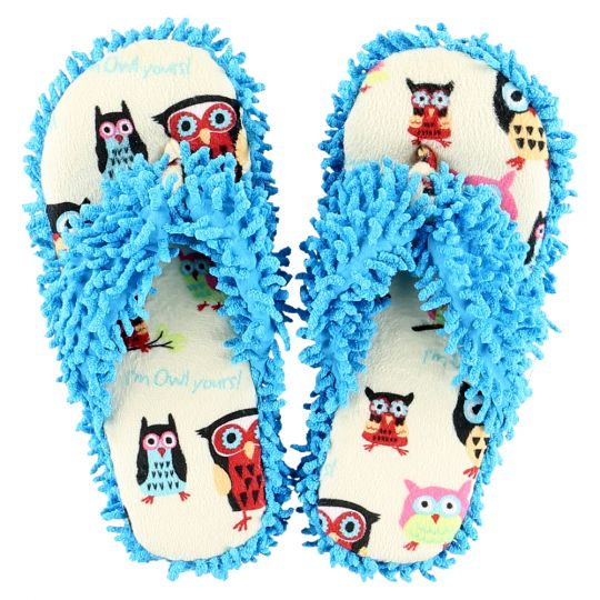 lazy-one-owl-yours-spa-slipper