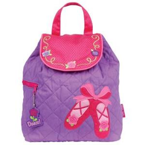 stephen-joseph-ballet-quilted-backpack