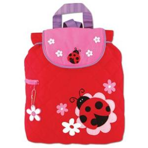 stephen-joseph-ladybug-quilted-backpack
