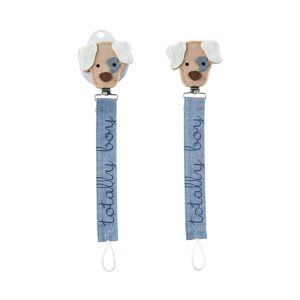 mud-pie-totally-boy-puppy-pacifier-clip