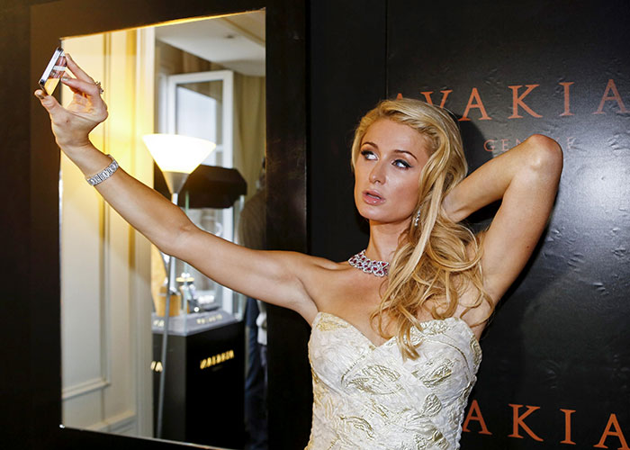 Related image To Identify Girls You Should Never Get Married; If You See Numbers 1 And 3, Run! To Identify Girls You Should Never Get Married; If You See Numbers 1 And 3, Run! Paris Hilton selfie 1