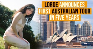 Lorde first Australian tour