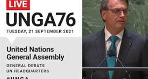 UNGA76 General Debate Live-September 2021