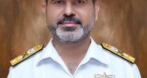 Commodore Habib Ur Rehman Of Pakistan Navy Promoted To The Rank Of Rear Admiral