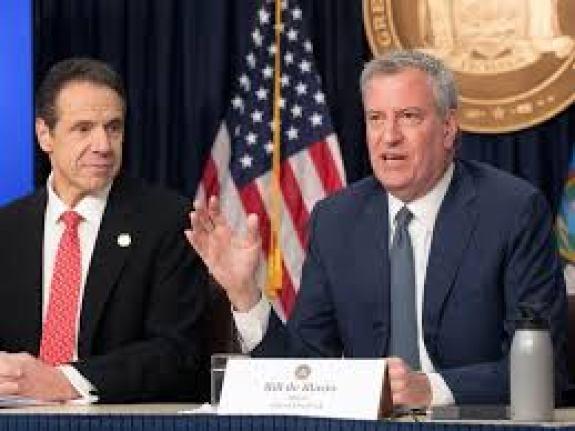 疫情如「子彈列車」擴散! 紐約市長:將釋放300名「非暴力」囚犯| 國際| 新頭殼Newtalk