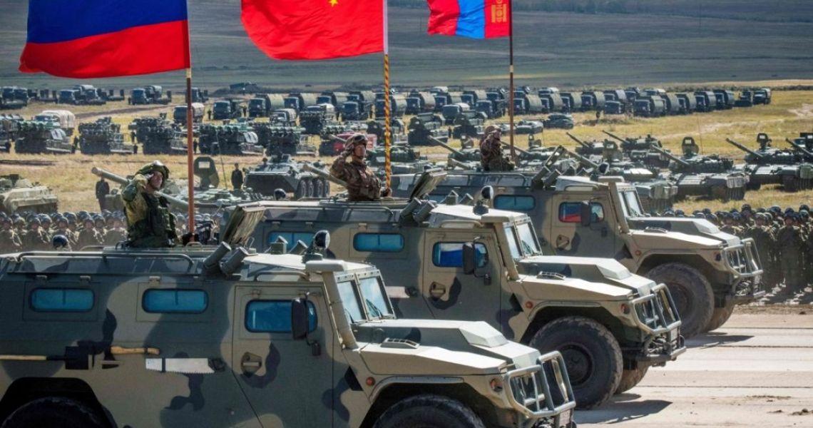 """美國親手打造強大對手,中俄結成""""熱核混合體"""",俄:無法匹敵"""