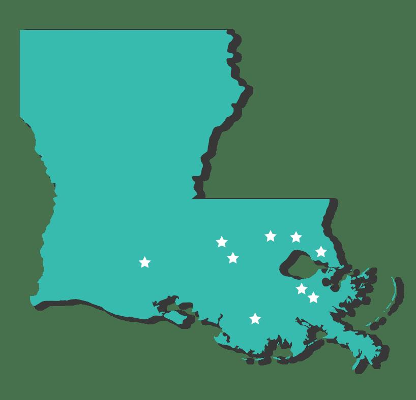 louisiana weight loss clinic locations
