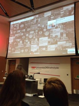 Introducing TEDxUniversityOfStrathclyde 2016