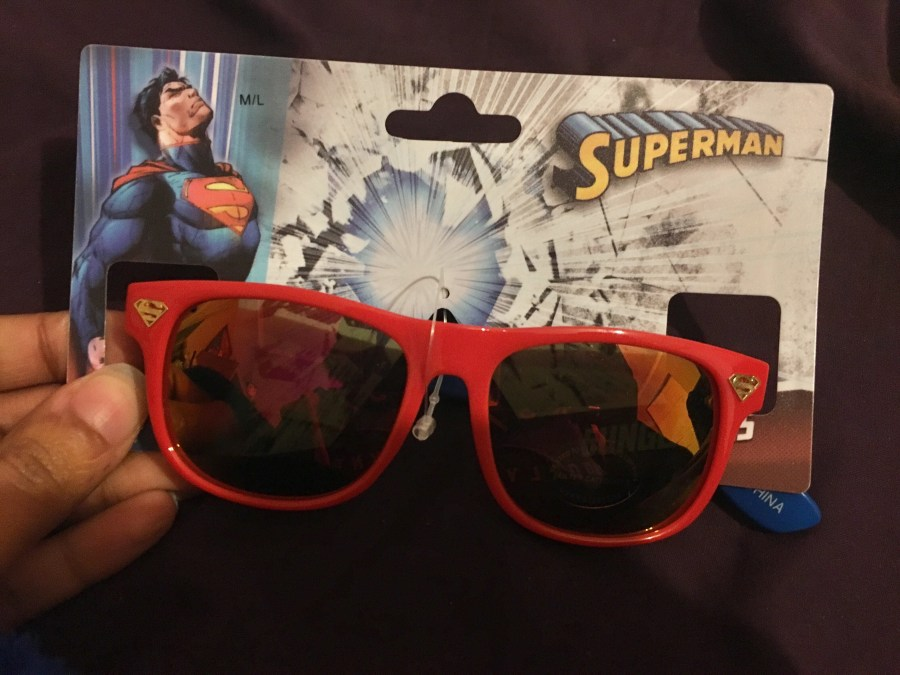Superman Sunglasses