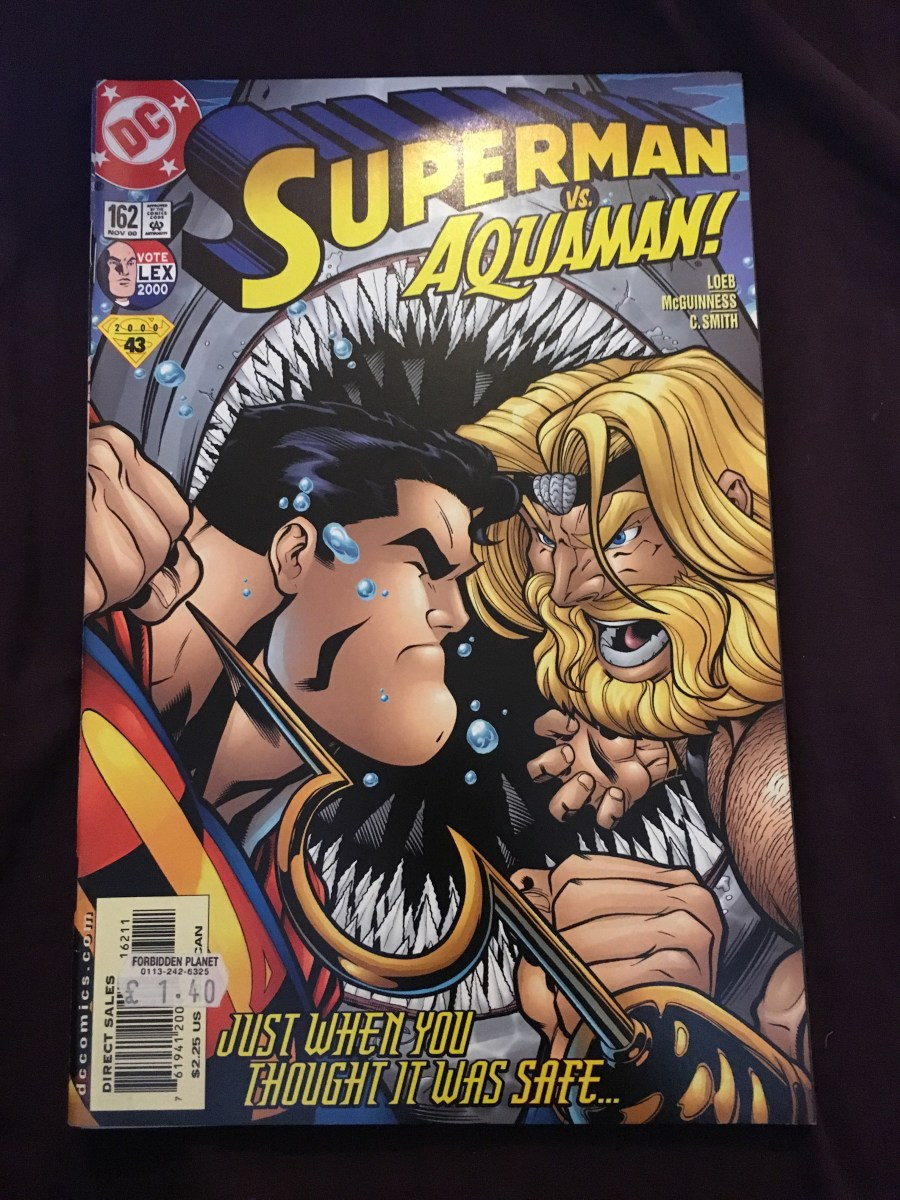 Superman Vol 2 Comic - Issue 162