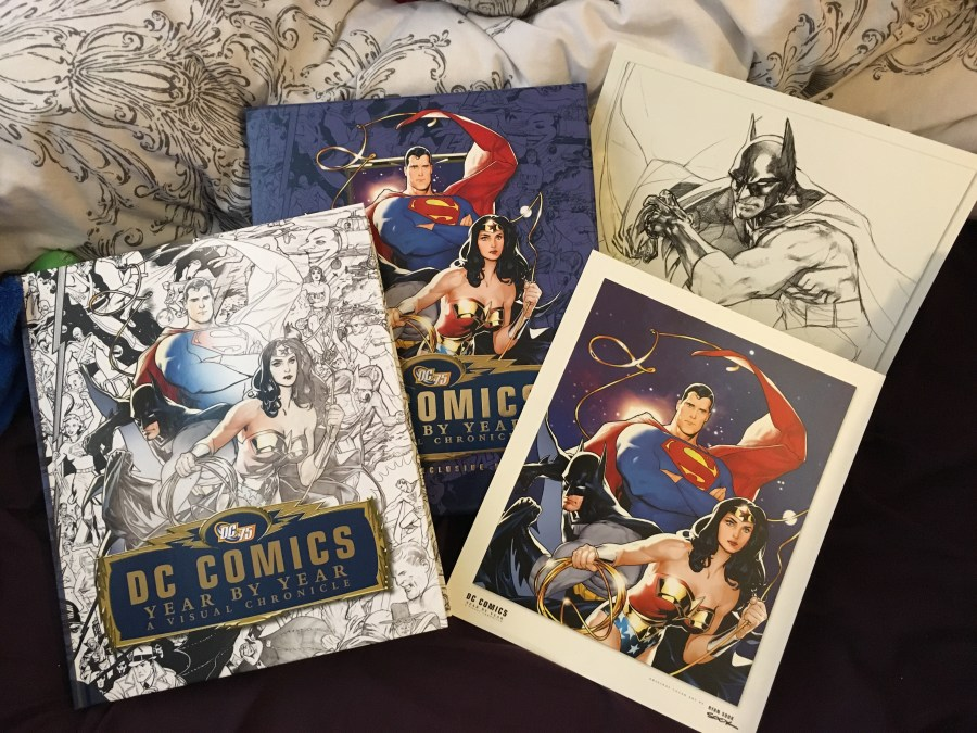 DC Comics - Year by Year Book