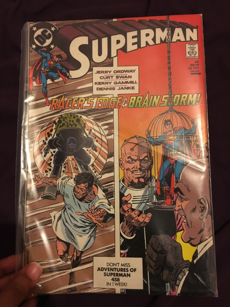 Superman Vol 2 Comic - Issue 35