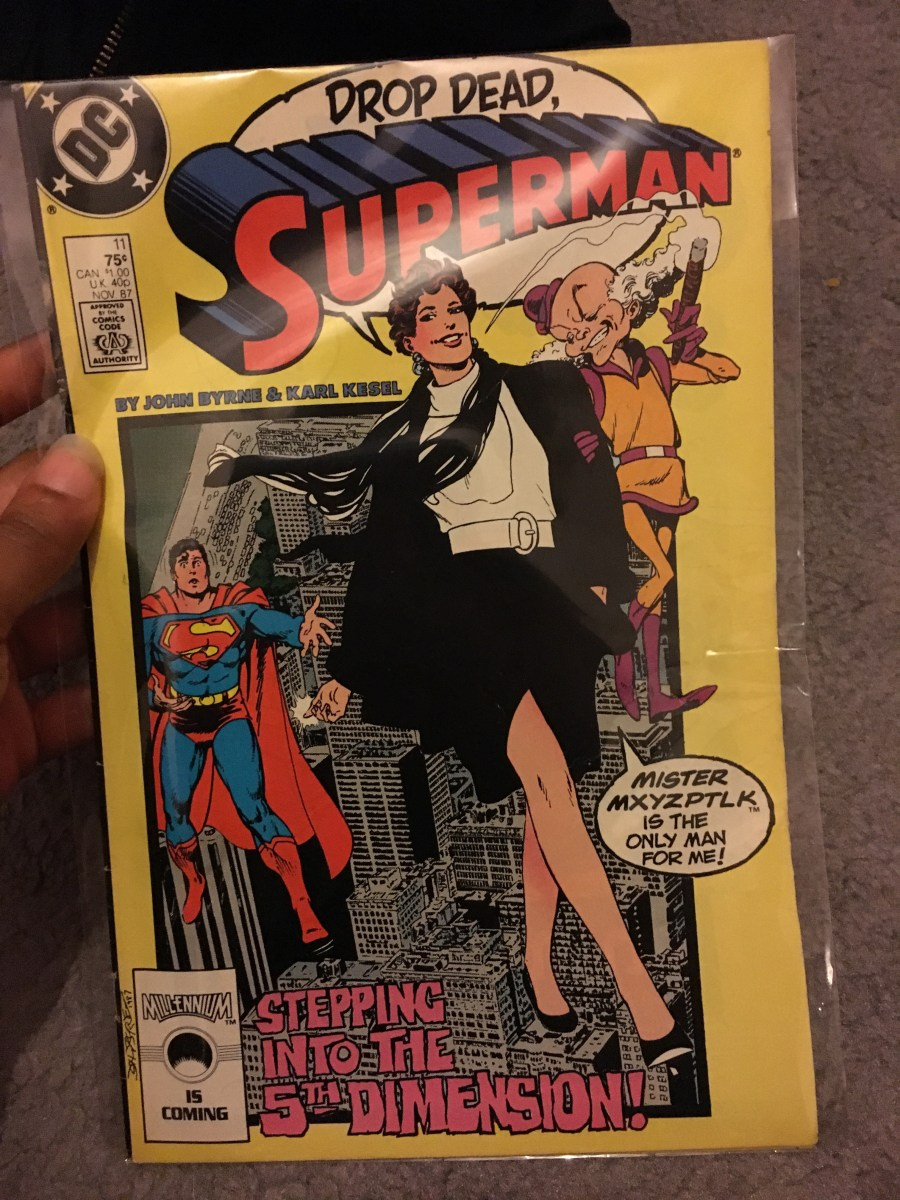 Superman Vol 2 Comic - Issue 11