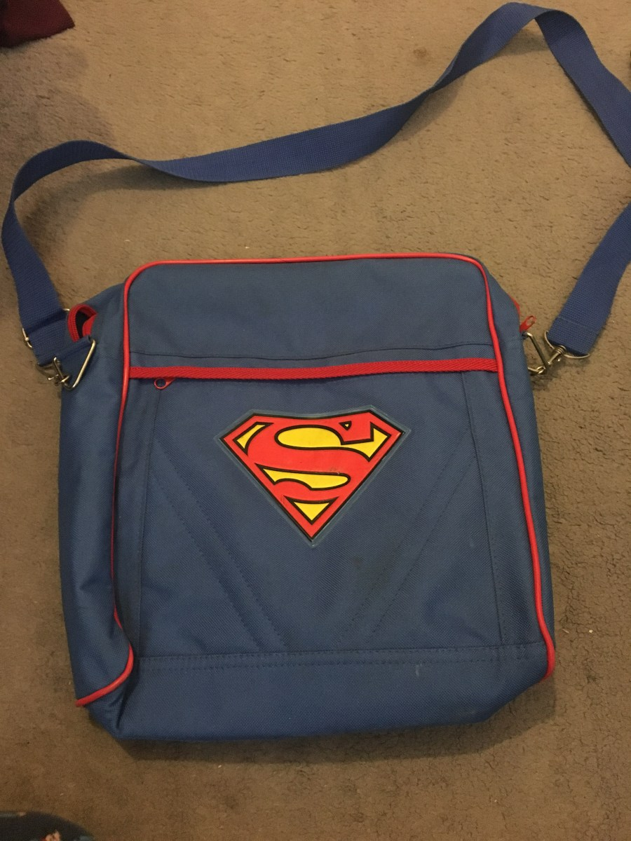 Superman Satchel