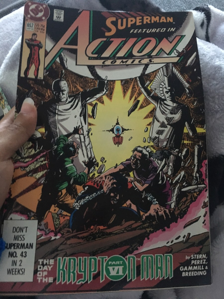 Action Comics, Vol 1 - Issue 652