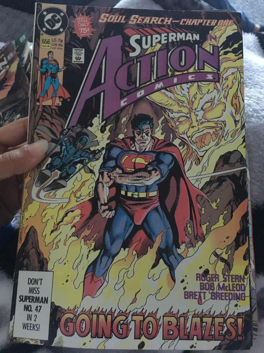 Action Comics, Vol 1 - Issue 656