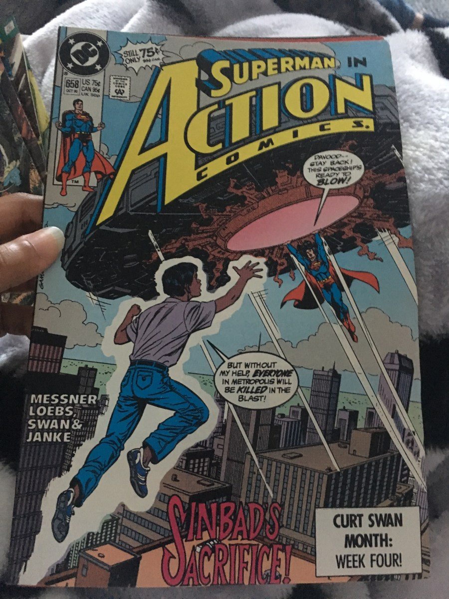 Action Comics, Vol 1 - Issue 658