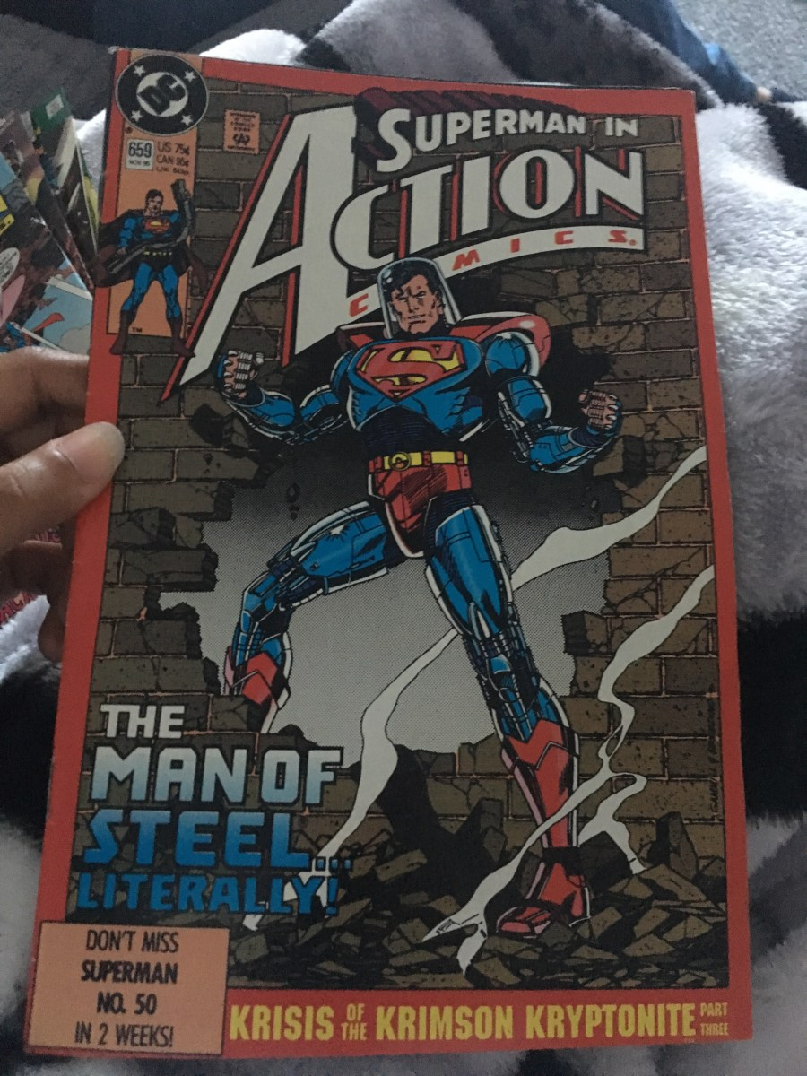 Action Comics, Vol 1 - Issue 659