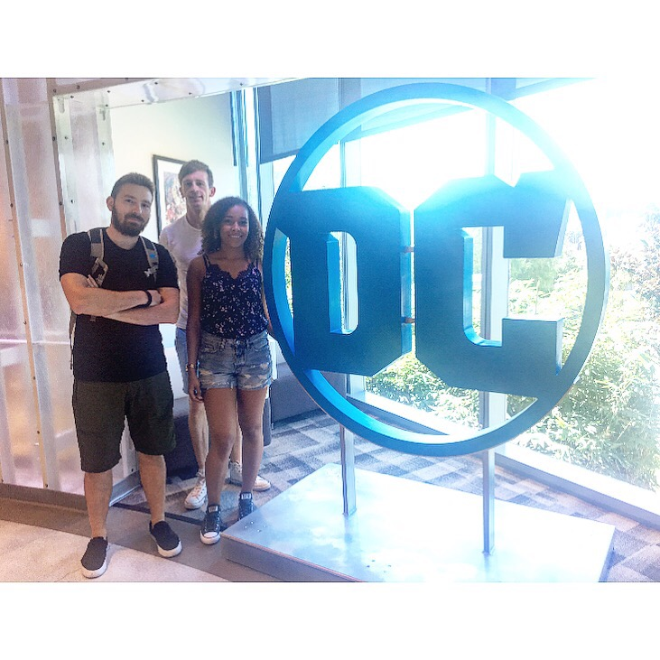 DC Comics Office
