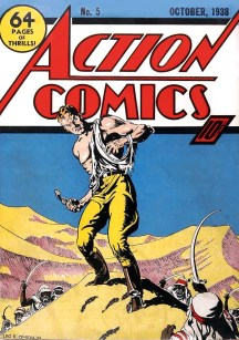 Action Comics - Issue 5 Review