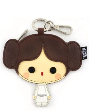 Loungefly x Star Wars: Princess Leia Kawaii Bag Accessory